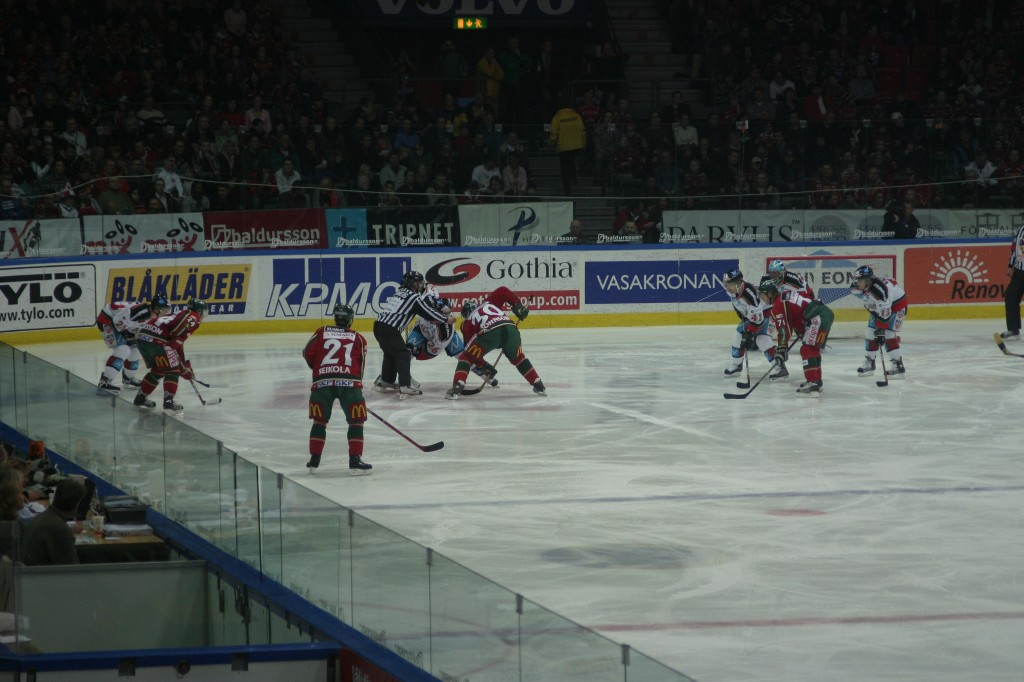 A Hockey Game