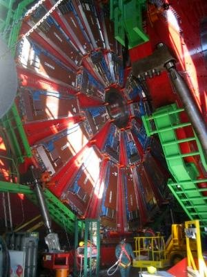 The Large Hadron Collider at CERN