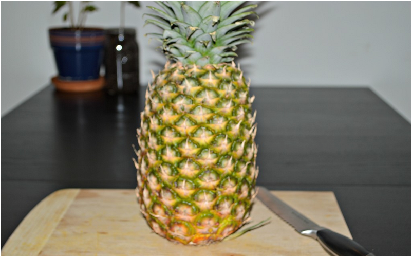 Grow a pineapple.